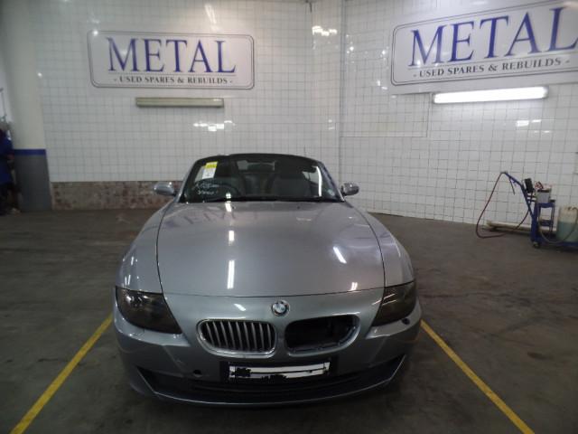 BMW Z4 3.0si ROADSTER (E85)