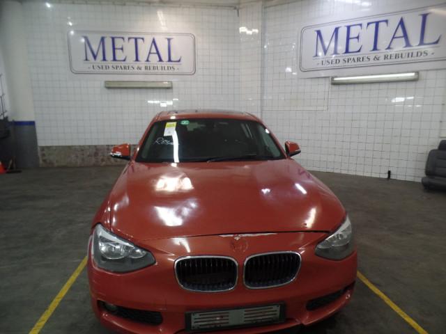 BMW 116i 3DR (F21)