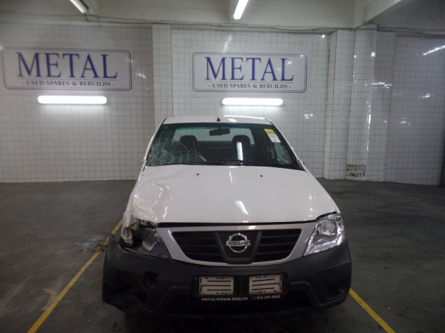NISSAN NP200 1.5 DCi  A/C SAFETY PACK P/U S/C