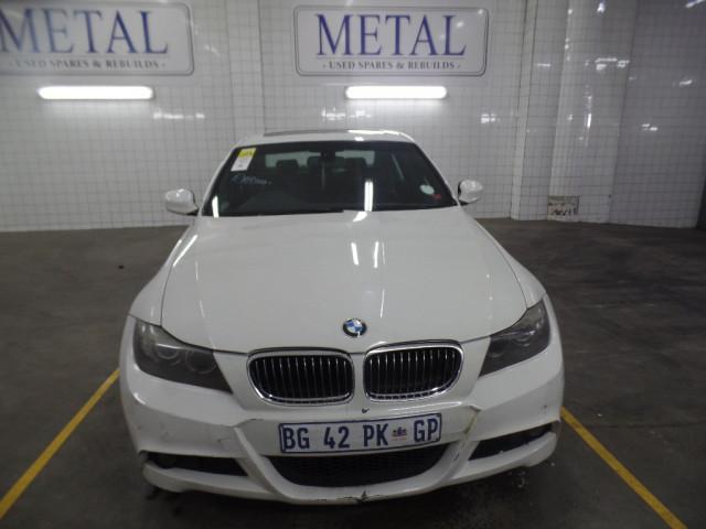 BMW 320d EXCLUSIVE A/T (E90)